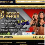 ISTANAPOKER | SITUS POKER ONLINE TERBAIK | AGEN DOMINO 99 TERPERCAYA