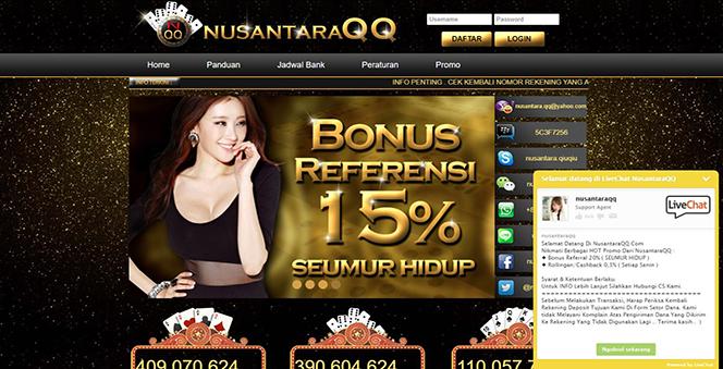 NUSANTARAQQ | AGEN POKER ONLINE DAN CAPSA SUSUN TERPERCAYA