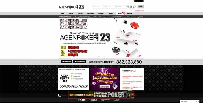 AGENPOKER123