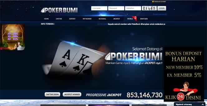 PokerBumi