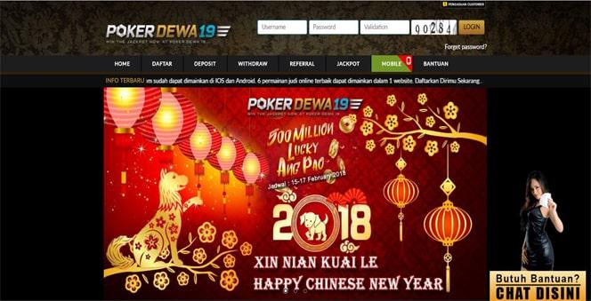 PokerDewa19