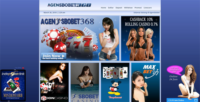 AGENSBOBET368